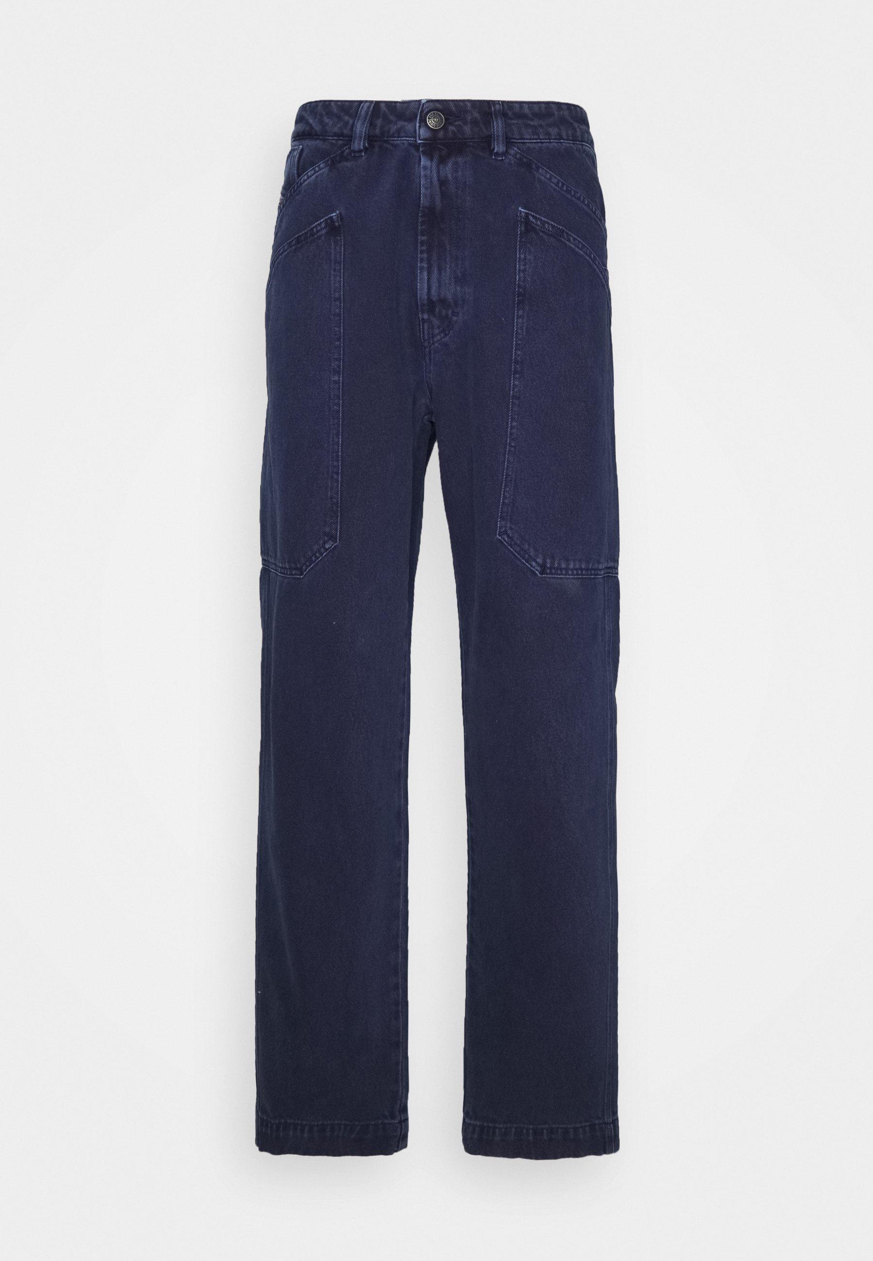Uomo D-FRANKY-CARPENTER-S - Jeans baggy