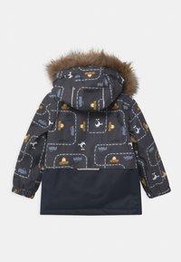 Name it - NMMSNOW CAR - Winter jacket - dark sapphire - 1