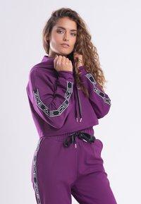 Zoe Leggings - Hoodie - purple - 2