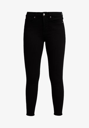 GOOD LEGS CROP - Jeans Skinny - black