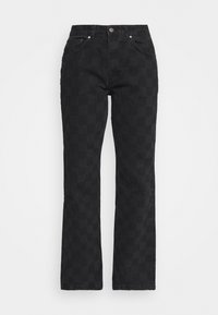 The Ragged Priest - ROOK - Straight leg jeans - charcoal - 4