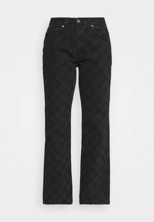 ROOK - Straight leg jeans - charcoal