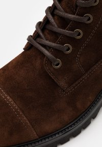 Belstaff - ALPERTON - Lace-up ankle boots - chocolate - 5