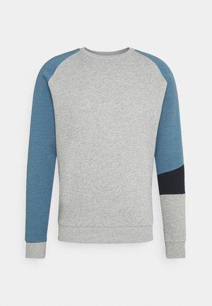LONGMAN - Sweatshirt - light grey mix