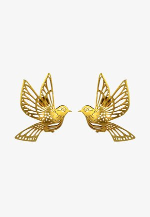 QUEEN OF THE SKY  - Earrings - gold