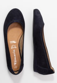 Tamaris - Ballet pumps - navy - 3