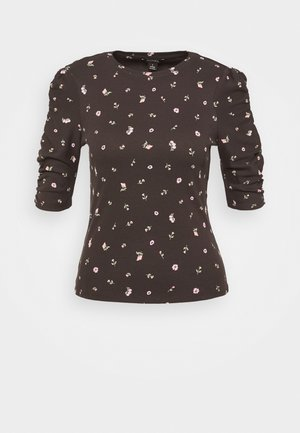PIRI - Print T-shirt - offblack