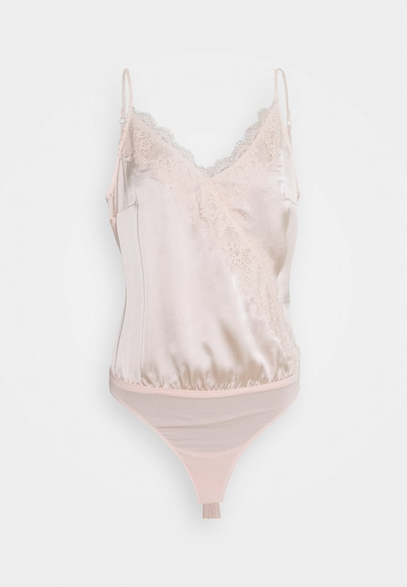 Abercrombie & Fitch - Top - peach whip