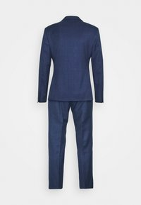 Isaac Dewhirst - CHECK SUIT - Costume - blue - 15