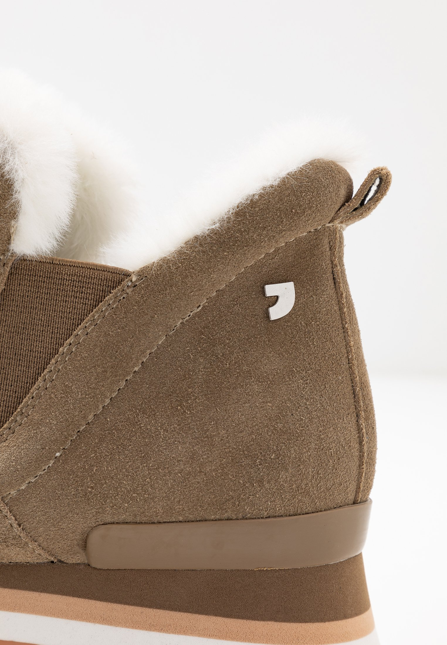 Gioseppo Ankle Boot - Sand/gold