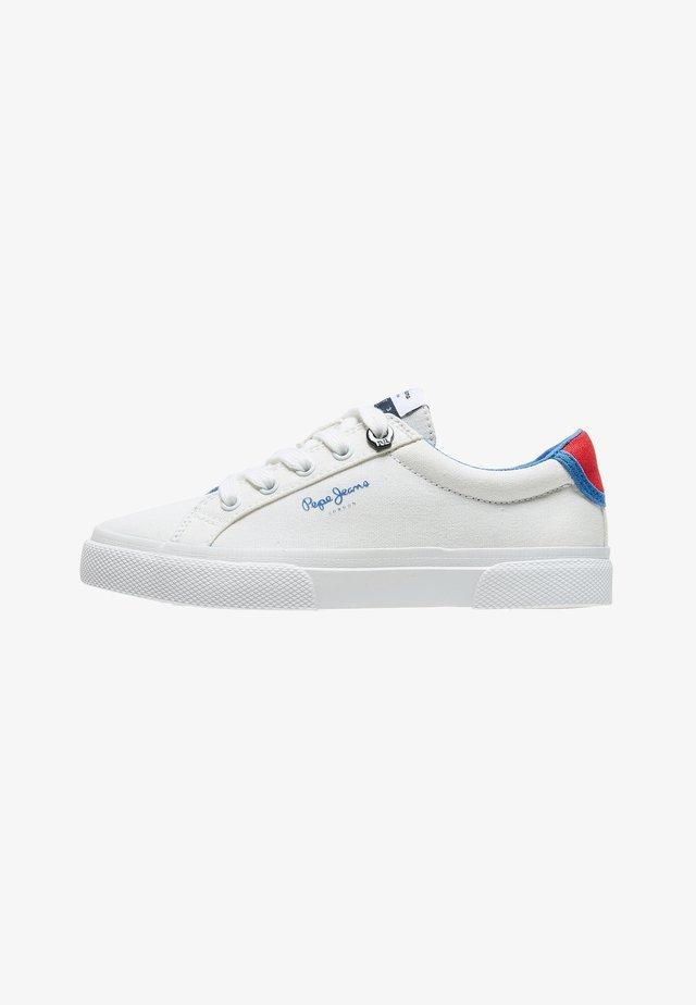 KENTON BASIC - Sneaker low - blanco