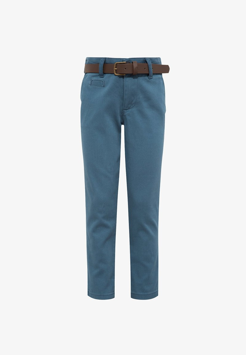 DeFacto - Trousers - green