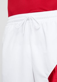 Jordan - JUMPMAN DIAMOND SHORT - Sports shorts - white/gym red/black - 3