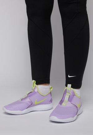 FLEX RUNNER UNISEX - Obuwie do biegania treningowe - lilac/light lemon twist