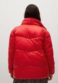 Violeta by Mango - BOOM - Winter jacket - rot - 2