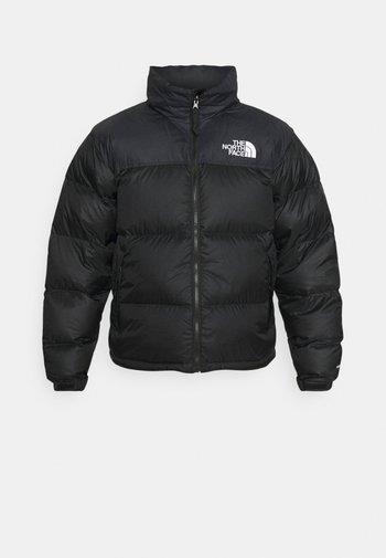 RETRO NUPTSE JACKET UNISEX - Gewatteerde jas - black