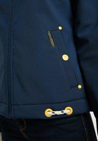 Schmuddelwedda - Lehká bunda - marine - 3