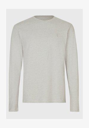 BRACE - Langærmede T-shirts - mottled grey