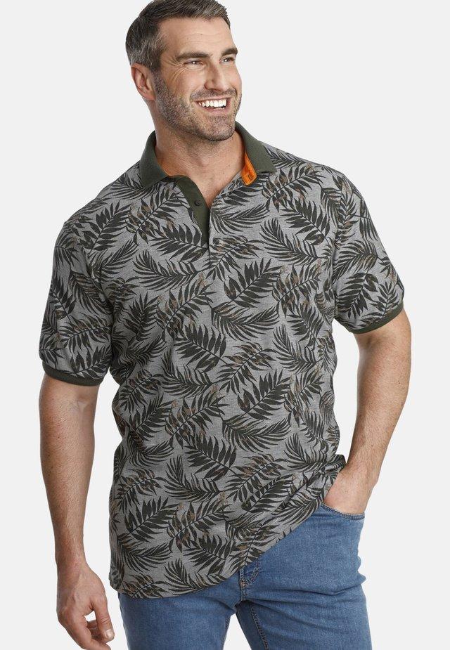 EARL ANGUS - Polo shirt - olive