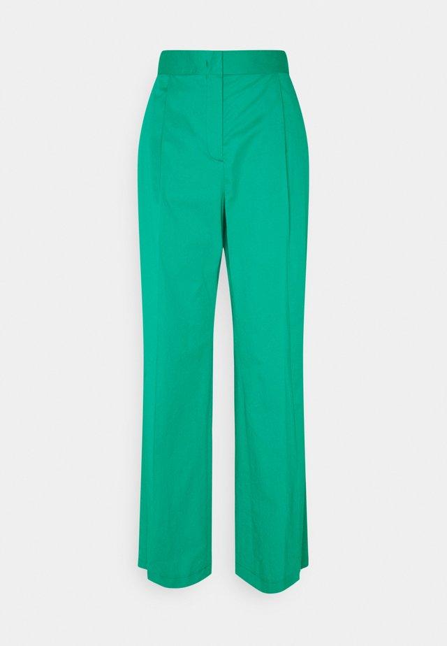 WOMENS PANTS - Broek - green
