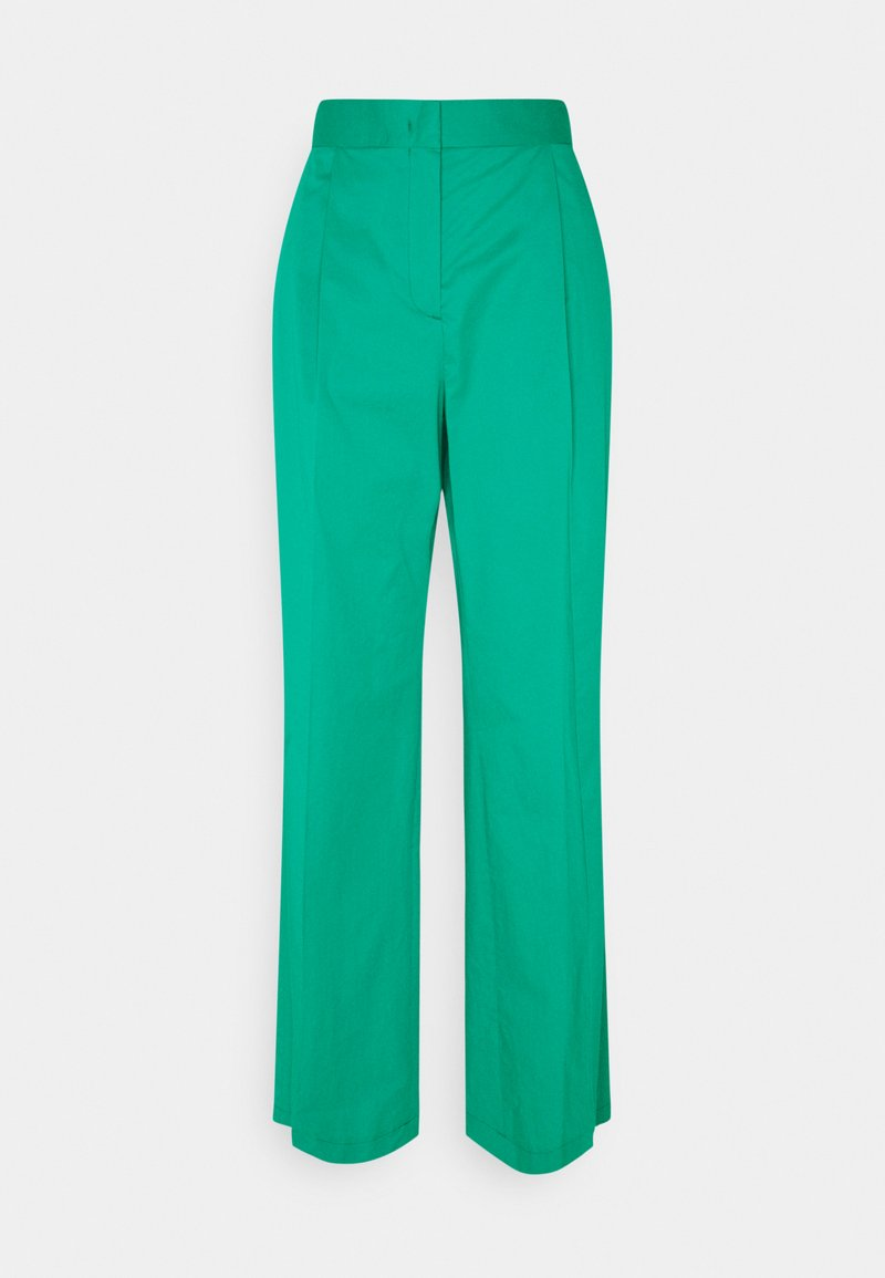 PS Paul Smith - WOMENS PANTS - Trousers - green