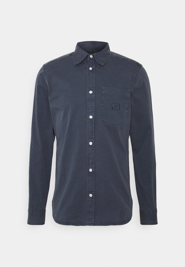 HARRISON POCKET - Shirt - navy blazer