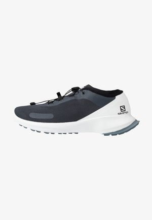 SENSE FEEL - Zapatillas de trail running - india ink/white/flint stone