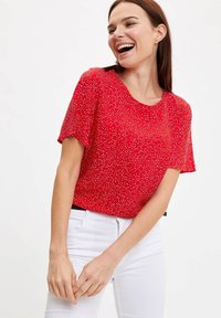 DeFacto - Blouse - red - 2
