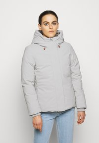 Save the duck - SMEGY - Winter jacket - frost grey - 0