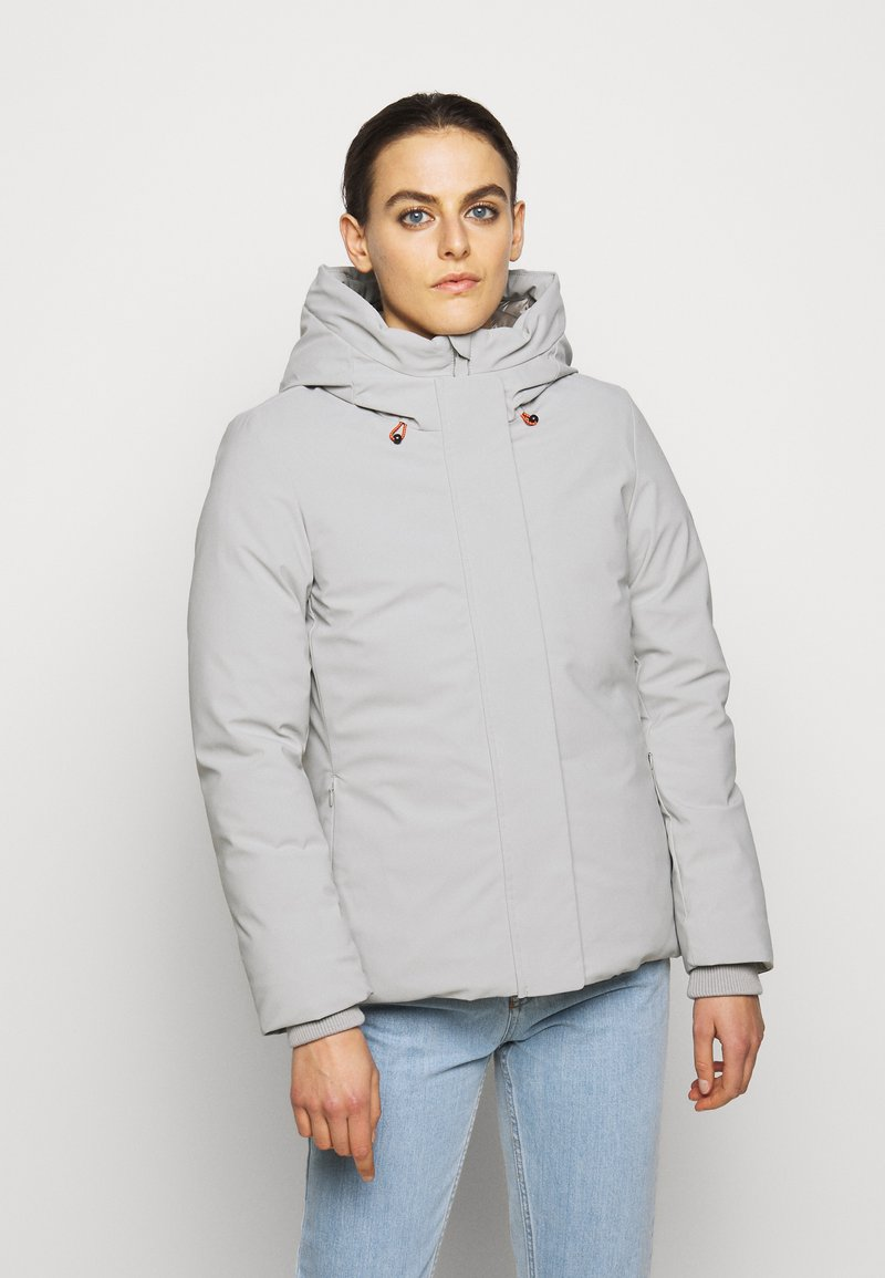 Save the duck - SMEGY - Winter jacket - frost grey