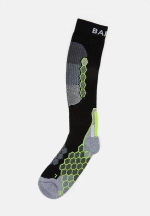 ADVANCED SKI TWO UNISEX - Sports socks - black