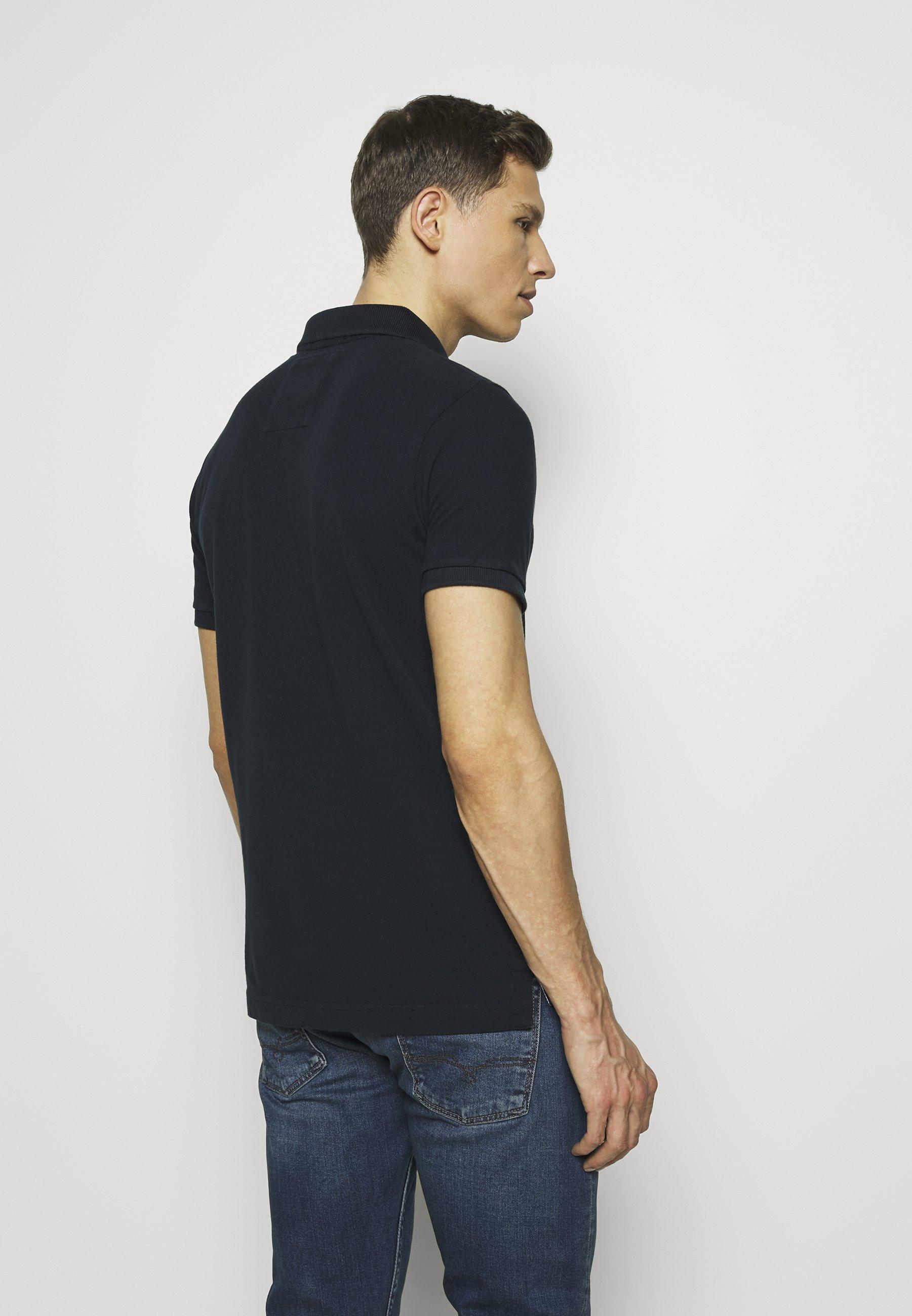 Superdry CLASSIC  - Polo shirt - eclipse navy 2etlj