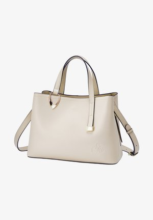 HENKELTASCHE TORRIE - Handbag - offwhite