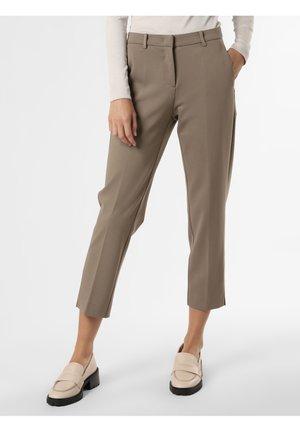 HOSE KRYSTAL - Trousers - taupe