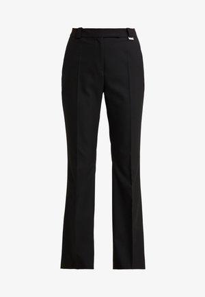HULARIS - Trousers - black