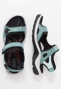 ECCO - OFFROAD - Walking sandals - trellis/eggshell blue - 1