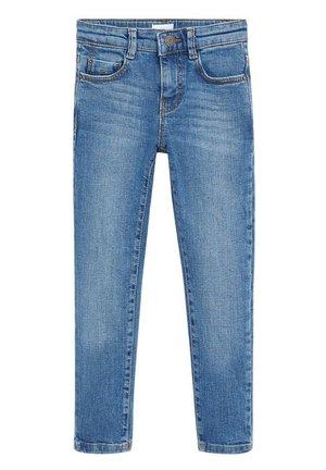 SKINNY - Jeans Skinny Fit - middleblue