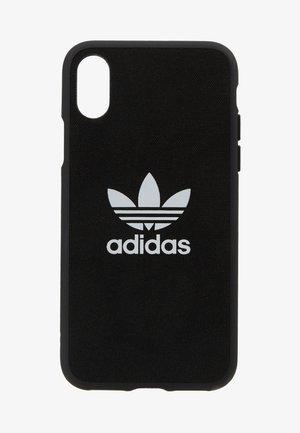 Mobiltasker - black/white