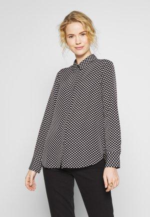 FASTINE CIRCLE  - Skjorte - black