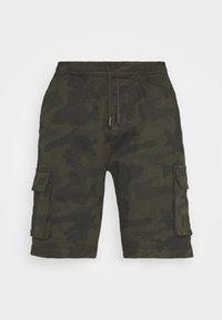 Brave Soul - ARMED - Shorts - khaki - 4