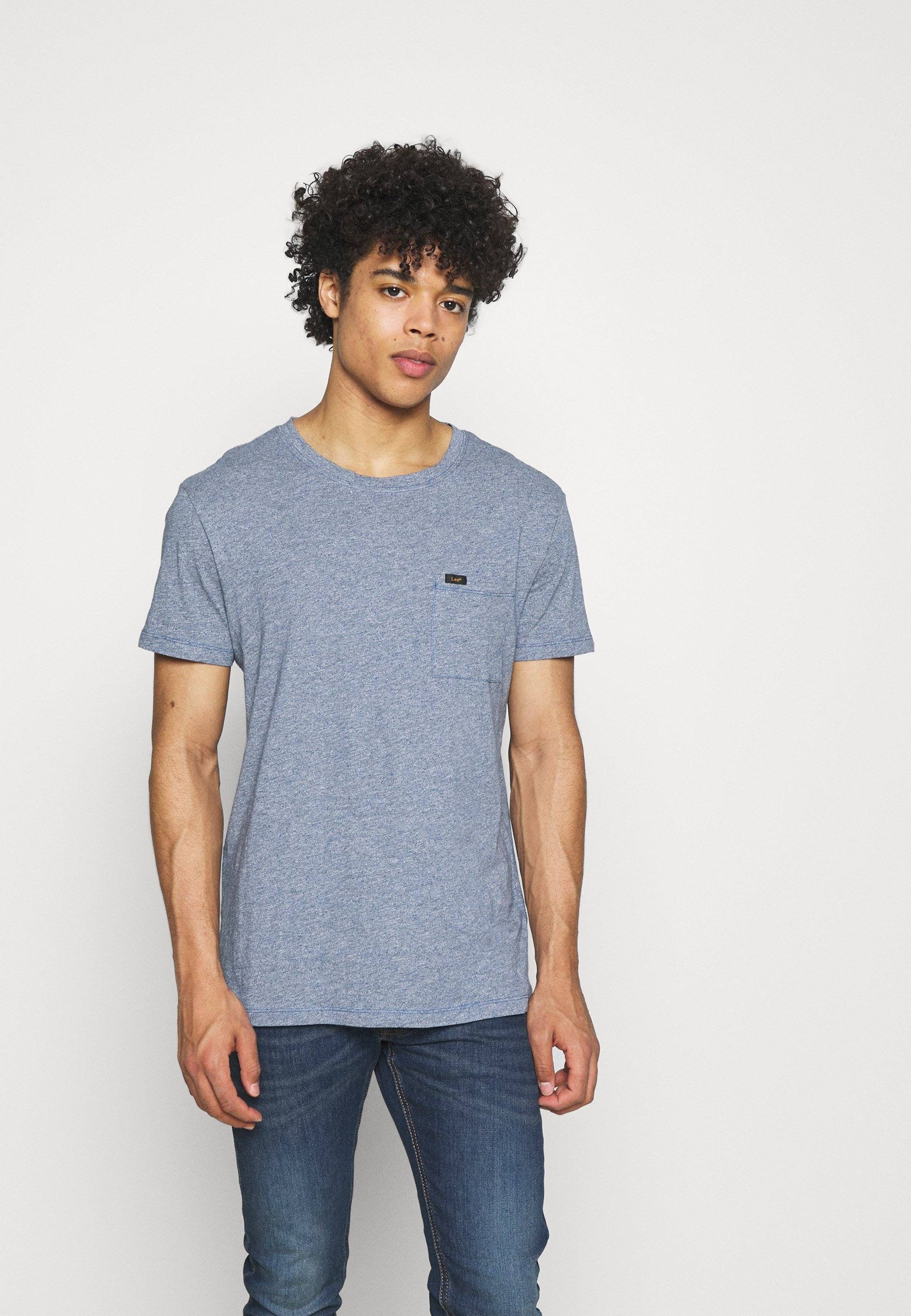 Men ULTIMATE POCKET TEE - Basic T-shirt