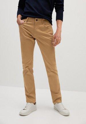 PISA7 - Slim fit jeans - open beige