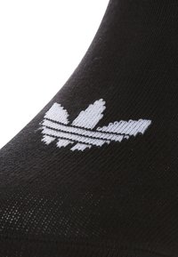 adidas Originals - 3 PACK - Socks - black/white - 1