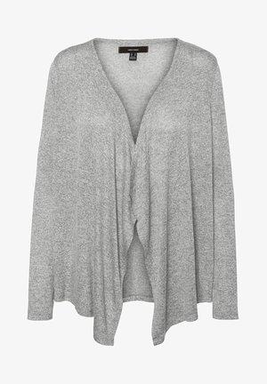 VMBRIANNA  - Strickjacke - light grey melange