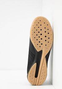 adidas Performance - X 19.3 IN - Indoor football boots - core black/utility black/silver metallic - 4