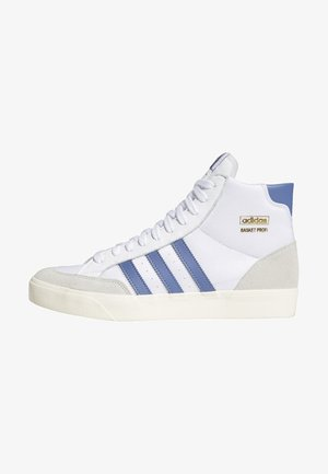 BASKET PROFI VULCANIZED SHOES - Zapatillas altas - ftwr white/cream white/crew blue