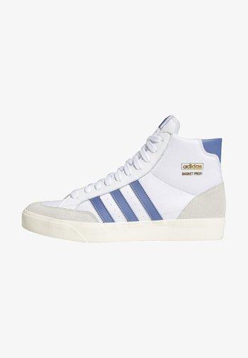 BASKET PROFI VULCANIZED SHOES - Sneakers high - ftwr white/cream white/crew blue