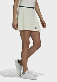adidas Originals - TENNIS LUXE SKIRT ORIGINALS - Minijupe - off white - 2