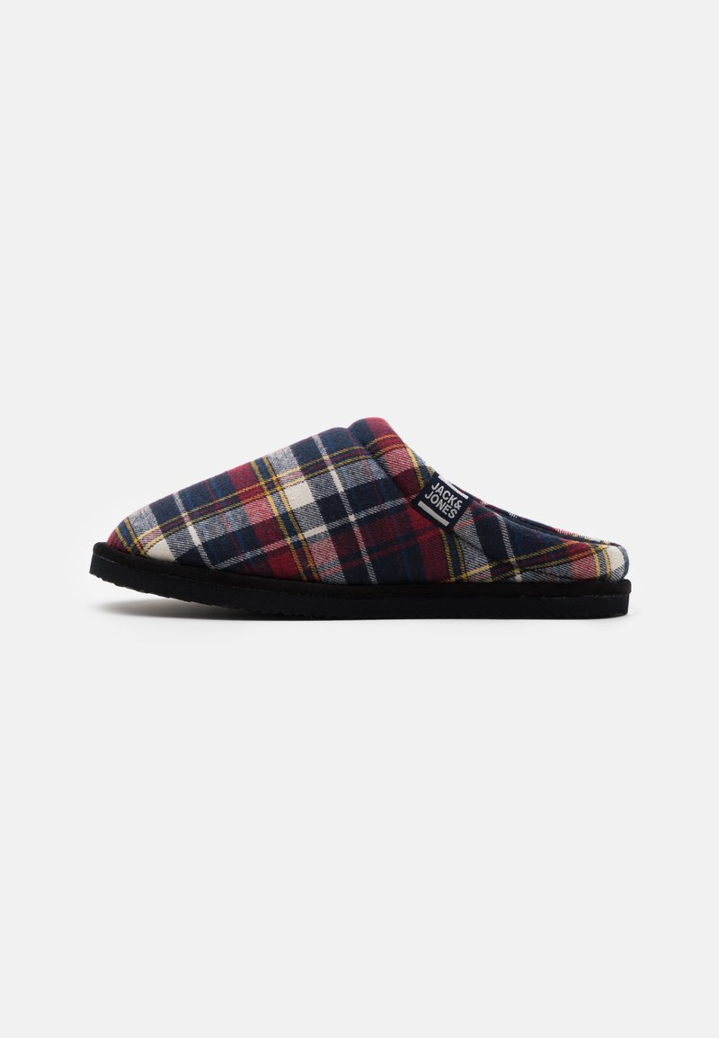 Jack & Jones - JFWJAFAR SLIPPER - Pantuflas - navy blazer