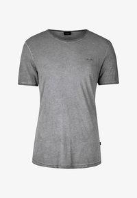 JOOP! Jeans - CLARK - T-shirt - bas - dark grey                  029 - 5